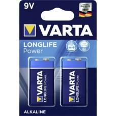 1 x 2er Blister Varta Longlife Power 4922