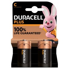 Duracell Baby MN1400 Plus in 2er-Blister *100% LIFE GUARANTEED*