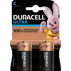 Duracell Baby MX1400 Ultra Power in 2er-Blister