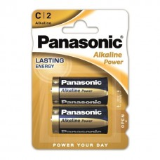 Panasonic Baby Alkaline Power LR14 (C) in 2er-Blister