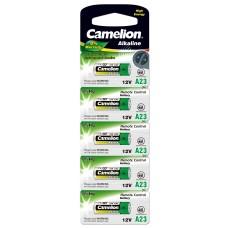 "Camelion LR23A (V23GA/L1028/RV08/MN21) 12V im 5er-Blister ""No Mercury"""