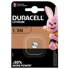 Duracell DL1/3N 3V Lithium (K58L/CR1108) in 1er-Blister
