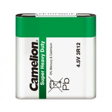 Camelion Flachbatterie 3R12 (ZK) in 12er-Box