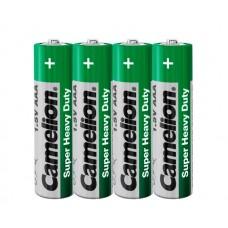4 x Camelion R03 AAA Micro Batterien Super Heavy Duty 1,5V - Folie- Zink Kohle