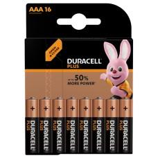 Duracell Micro MN2400 Plus Power (wiederverschließbar) in 16er-Blister