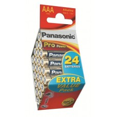 24er-Pack Panasonic Micro Pro Power LR03PPG (AAA) PowerTower