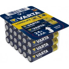 Varta Micro 4103 301 124 Longlife Big Box 24erAAA