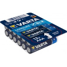 Varta Micro 4903 301 112 LONGLIFE Power Big Box12erAAA