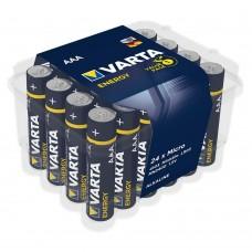 24er-Box Varta Micro 4103 229 224 Energy Alkaline