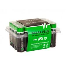 24er-Box CARDIOCELL Mignon PLUS AA - LR6 Alkaline