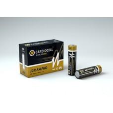 CARDIOCELL Mignon PRO AA - LR6 Alkaline in 10er-Box einzeln
