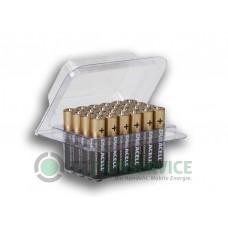 24er-Box bestückt mit Duracell OEM Mignon MN1500 AA LR06