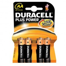 Duracell Mignon MN1500 Plus Power in 4er-Blister