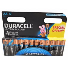 "Duracell Mignon MX1500 Ultra Power in 12er-Blister ""Special Offer"""