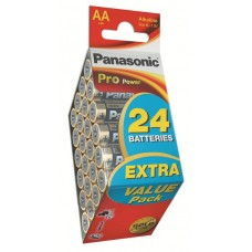 24er-Pack Panasonic Mignon Pro Power LR6PPG (AA) PowerTower
