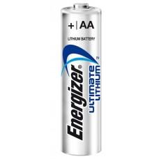 4x Energizer Mignon L91 Ultimate Lithium 1,5V im 4er-Blister AA