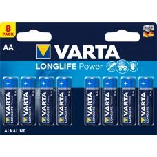 16 x Varta Mignon 4906 LONGLIFE Power in 8er-Blister + 16 x Varta Micro 4903 LONGLIFE Power in 8er-Blister