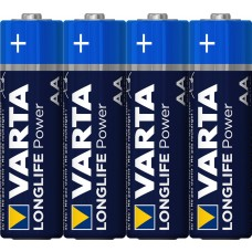 Varta Mignon 4906 121 354 LONGLIFE Power in 4er-Folie