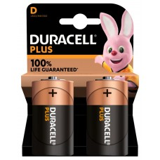 Duracell Mono MN1300 Plus in 2er-Blister *100% LIFE GUARANTEED*