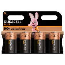 Duracell Mono MN1300 Plus in 4er-Blister *100% LIFE GUARANTEED*