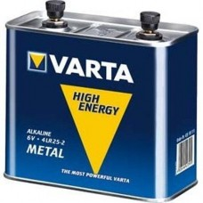 VARTA 435 101 111 High Energy Work Spezialbatterie 4LR25-2 6V