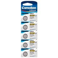 Camelion CR1620 3V Lithium im 5er-Blister