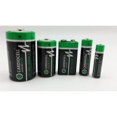 CARDIOCELL Alkalie Batterienfamilie