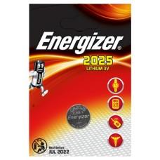 Energizer Spezialbatterie / Lithium CR-Typ 2025 1er Blister