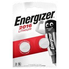 Energizer CR2016 3V Lithium im 2er Blister