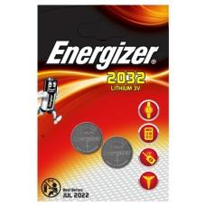 Energizer Spezialbatterie / Lithium CR-Typ 2032 2er Blister