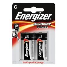 Energizer Alkaline Power Baby (C) 2er Blister