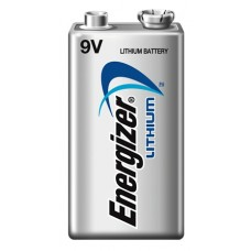 Energizer 9V E-Block Ultimate Lithium im 1er-Blister