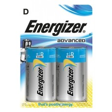 Energizer Advanced Mono (D) im 2er-Blister