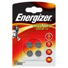 Energizer A76/LR44/V13GA  in 4er Blister