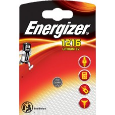 Energizer CR 1216 3V Lithium in 1er-Blister