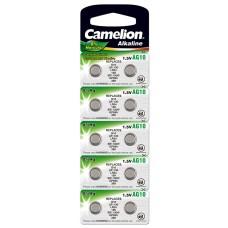 "Camelion AG10/LR54/LR1131/389 im 10er-Blister ""No Mercury"""