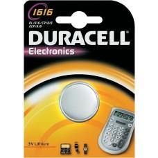 Duracell DL1616 3V Lithium in 1er-Blister (groß)