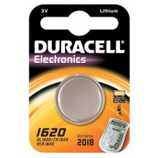 Duracell DL1620 3V Lithium in 1er-Blister (groß)