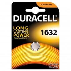 Duracell DL1632 3V Lithium in 1er-Blister (groß)