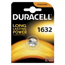 Duracell DL1632 3V Lithium in 1er-Blister (groß)