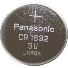 Panasonic CR1632 3V Lithium in Bulk