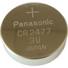 Panasonic CR2477 3V Lithium lose