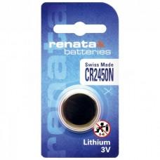 Renata CR2450N  3V Lithium in 1er-Blister