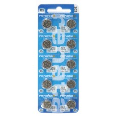 Renata 303.MP MF Uhrenknopfzelle in 10er-Blister