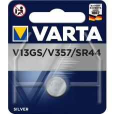 Varta V13GS 4176 101 401  (V357/10L14/SG13/SR1131) in 1er-Blister