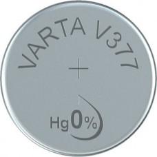 10 x Varta 377 + Cardio LR44