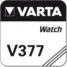 Varta V377   (626SW/SG4/177) Nr. 00377 101 111