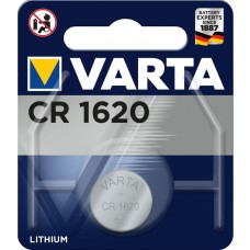 Varta CR1620 6620 101 401 3V Lithium in 1er-Blister