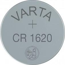 4 x Varta CR 1620 + LR44