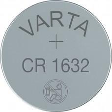 Varta CR1632 6632 101 401 3V Lithium in 1er-Blister